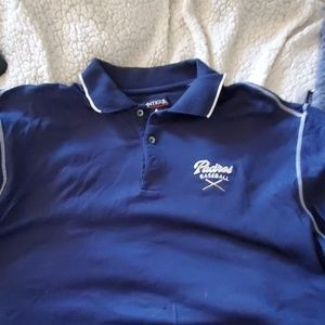 Antigua Shirts - LG SAN DIEGO PADRES POLO